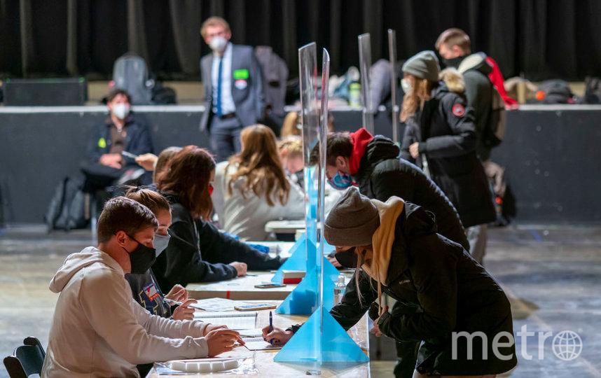 Выборы в США начались. Фото Getty