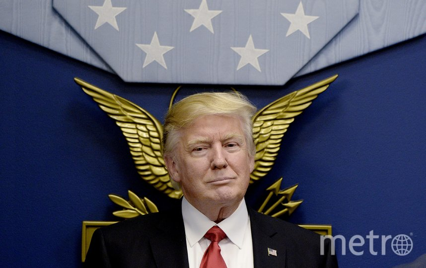 Дональд Трамп. Фото архив, Getty