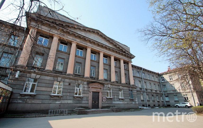Всероссийский НИИ целлюлозно-бумажной промышленности. Фото соцсети