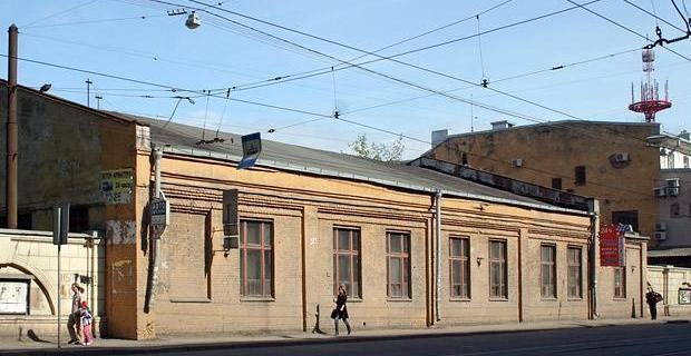 Выборгский парк конно-железных дорог.