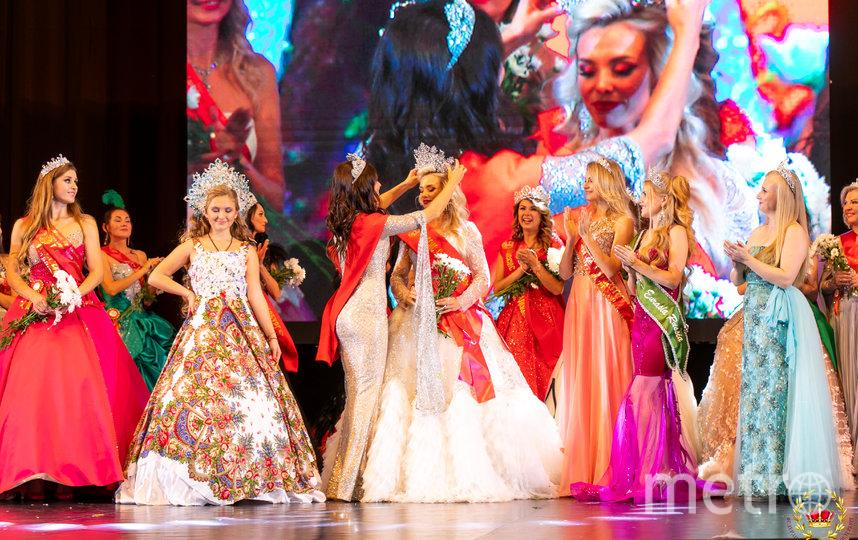 "Конкурс ""Миссис Петербург"" проходил без зрителей. Фото Предоставлено организаторами"