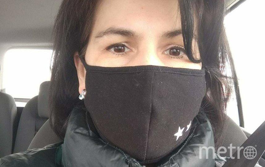 """После болезни и с отрицательным тестом я, по идее, могу ходить без маски, но пока останусь в ней. Фото автора, """"Metro"""""""