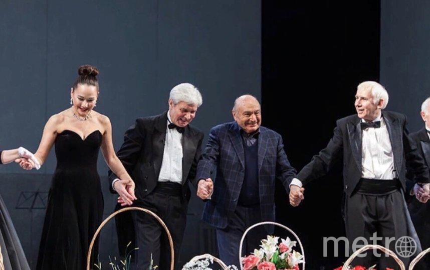 6 ноября на 87-м году жизни скончался Михаил Михайлович Жванецкий. Фото из архива Театра им. В. Ф. Комиссаржевской.