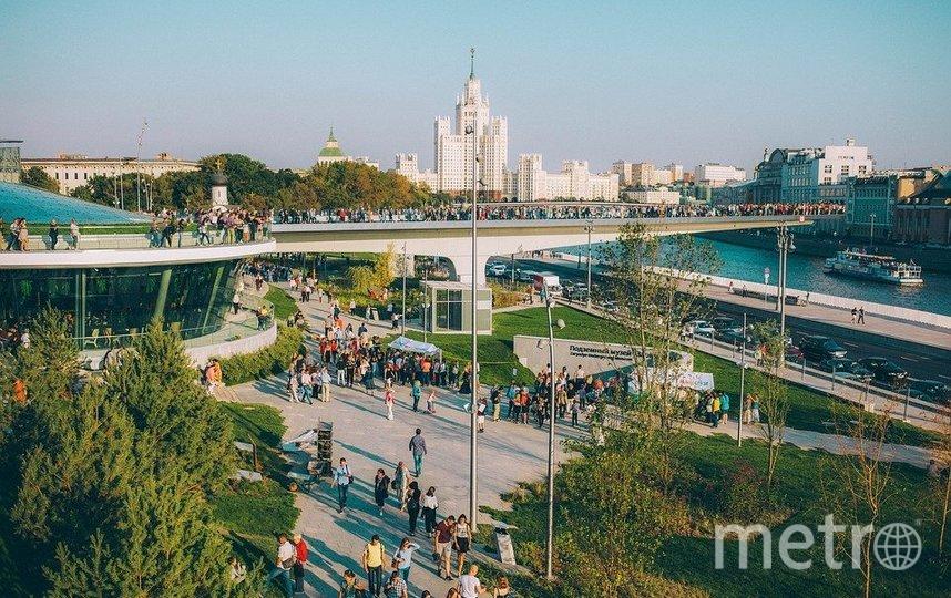"""В рамках онлайн-тура зрители узнают, сколько климатических зон представлено в """"Зарядье"""" и какова высота столь популярного у москвичей и туристов парящего моста. Фото pixabay.com, архивное"""