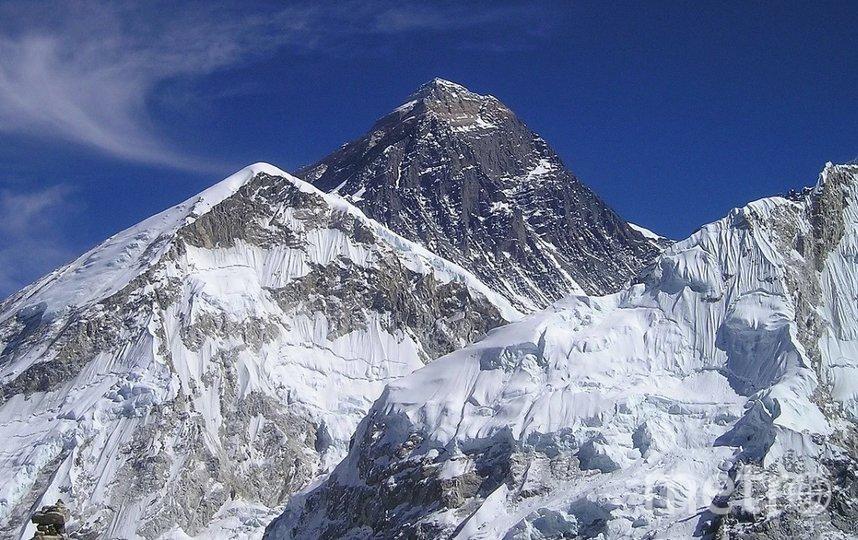 Гора Эверест. Фото Pixabay.