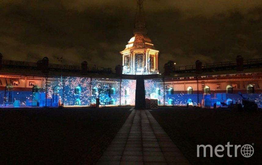 Шоу пройдет на территории Петропавловской крепости. Фото vk.com/chudo_sveta_spb.