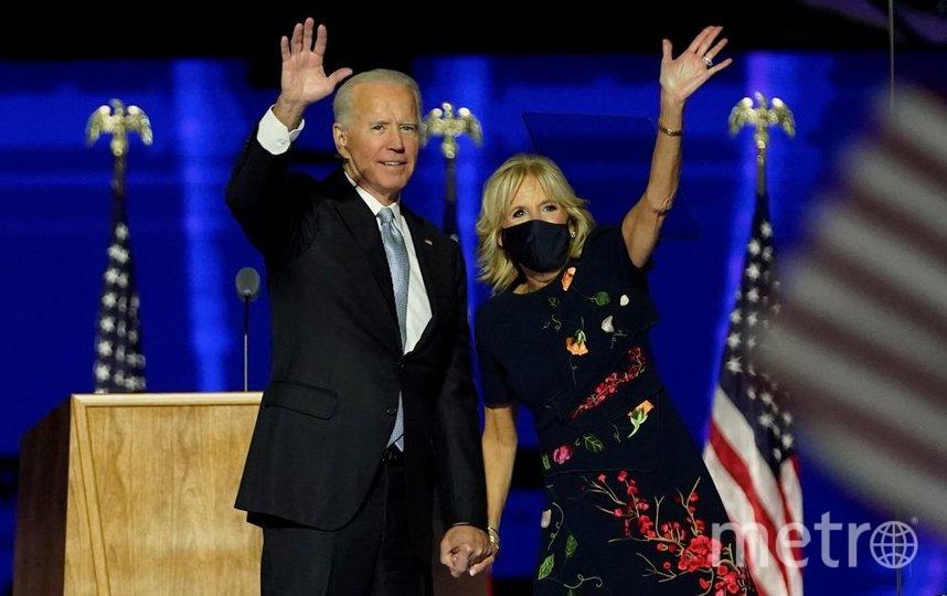 Джилл и Джо Байден. Фото Getty