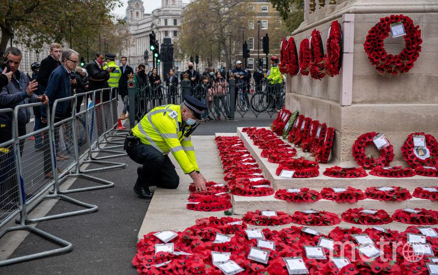 День поминовения павших в Британии. Фото Getty