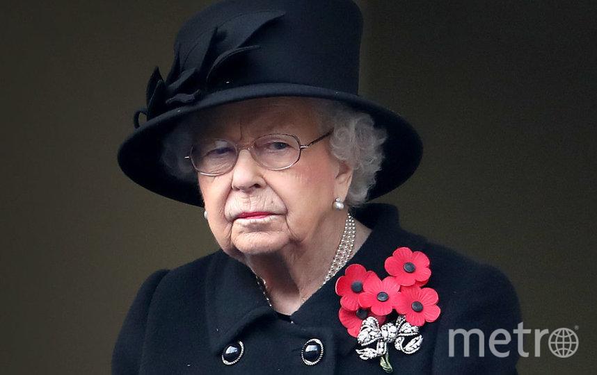 День поминовения павших в Британии. Королева Елизавета II. Фото Getty