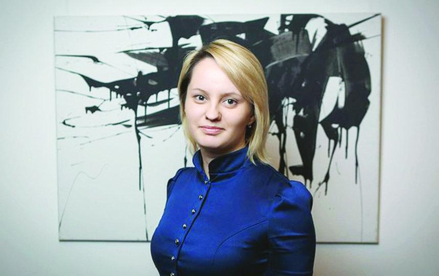 Вероника Сединина. Фото Предоставлено организаторами