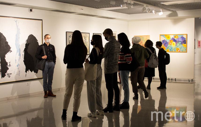 """Галерея современного искусства ГМИИ РТ. Фото Йолдыз Халиуллина, """"Metro"""""""