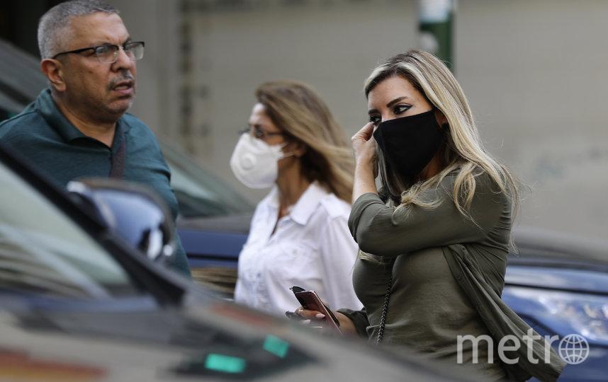 В Ливане за сутке было выявлено 1 119 граждан, зараженных коронавирусом. Фото AFP