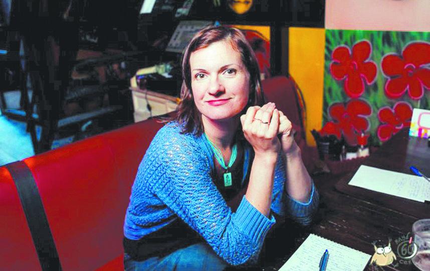 Светлана Рассмехина. Фото предоставлено автором колонки