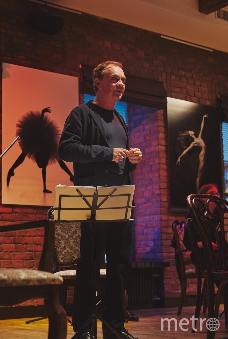 Фото с репетиции спектакля. Фото Владимир Черенков для Dance Open, Предоставлено организаторами
