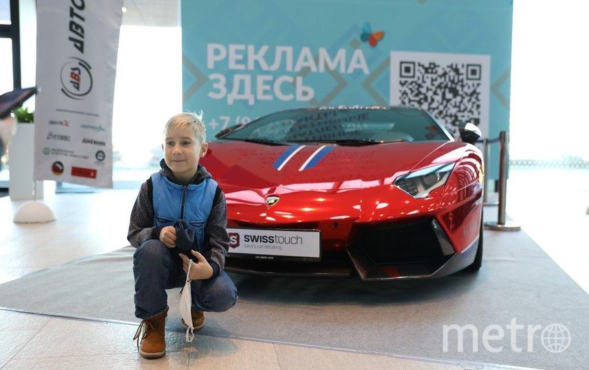 В Петербурге прошло АвтоБлогерШоу. Фото Предоставлено организаторами.