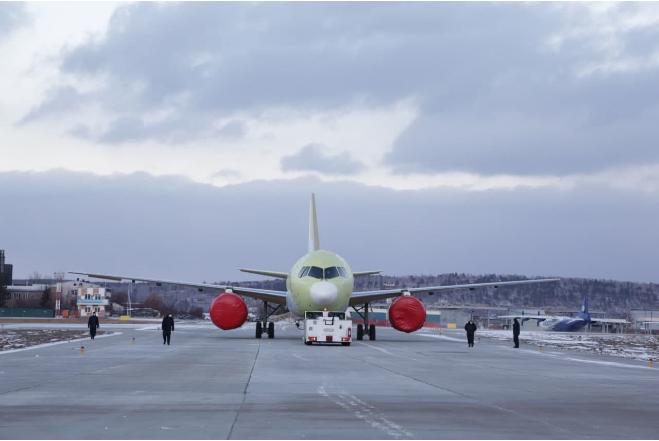 Серийное производство двигателей ПД-14 для самолетов МС-21 началось в конце марта. Фото Объединенная авиастроительная корпорация