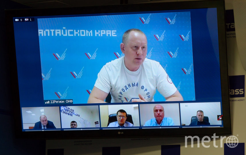 Сергей Войтюк (на фото): система общественного контроля должна начинаться с ТОСов и старших по домам.