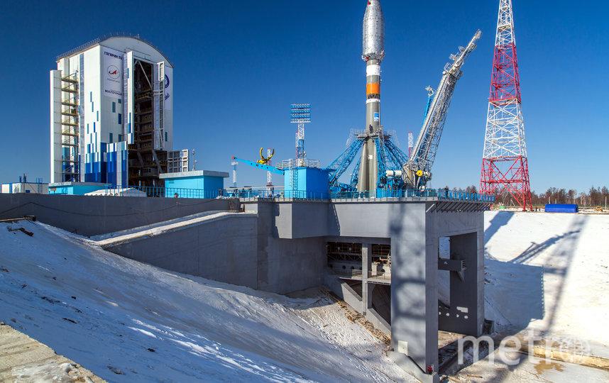 Космодром Восточный занимает особое место в творчестве Дмитрия Рогозина. Фото roscosmos.ru/Марина Лысцева