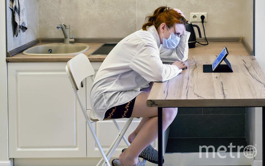 Учиться на удалёнке – сложно, и вообще не всегда реально. Фото Depositphotos