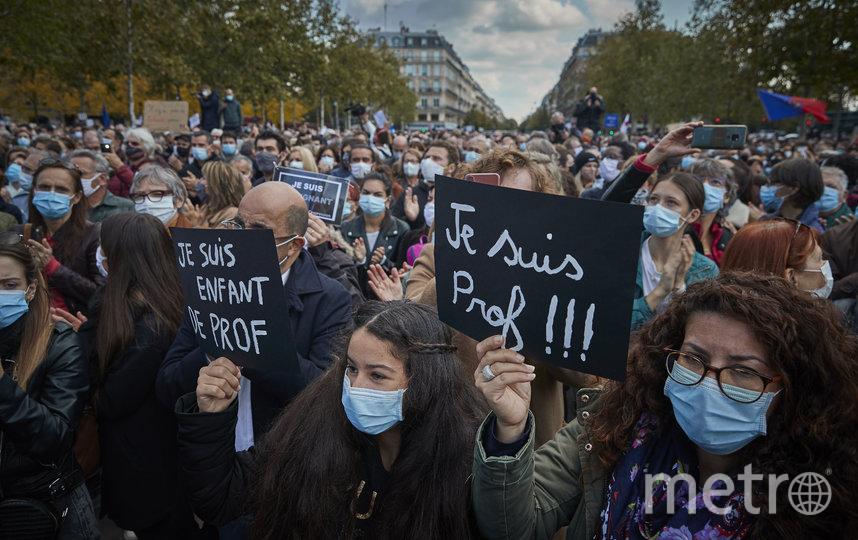 Эксперты считают, что после пандемии возможен экономический кризис, который способен ухудшить ситуацию с терроризмом. Фото Getty