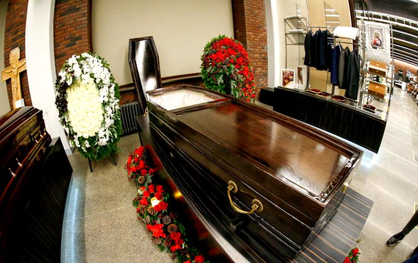 """В Москве разработали гроб с прозрачной крышкой для умерших от COVID-19. Фото пресс-служба ГБУ """"Ритуал"""""""
