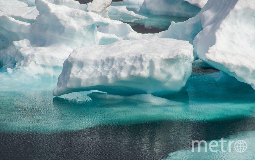 """Озеро было обнаружено на северо-западе Гренландии на глубине в более чем полтора километра. Фото pixabay.com, """"Metro"""""""