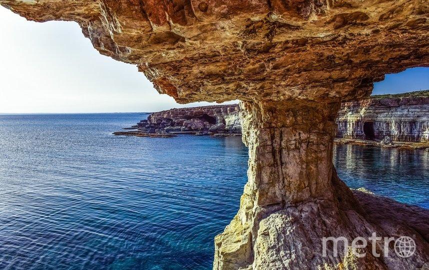 """Национальный природный парк Каво Греко в Айя-Напе, Кипр. Фото pixabay.com, """"Metro"""""""