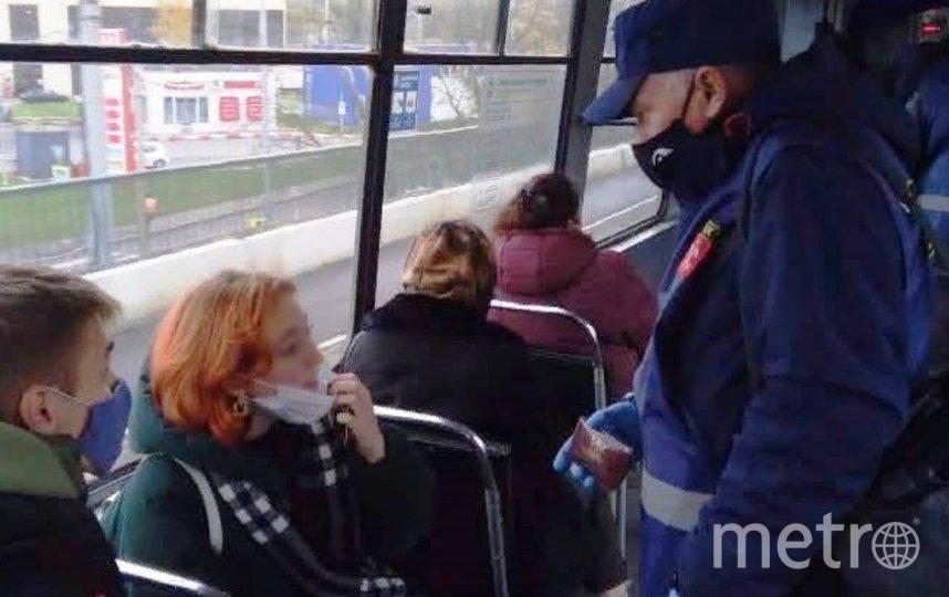 По итогам проверок выявили 150 нарушителей. Фото gov.spb.ru.