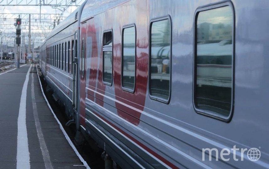 Поезд будет отправляться ежедневно с 29 декабря 2020 года по 11 января 2021 года. Фото Pixabay.