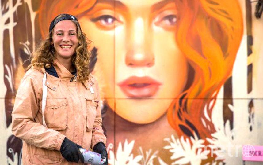 Марина Ягода, художница. Фото Антон Уницын