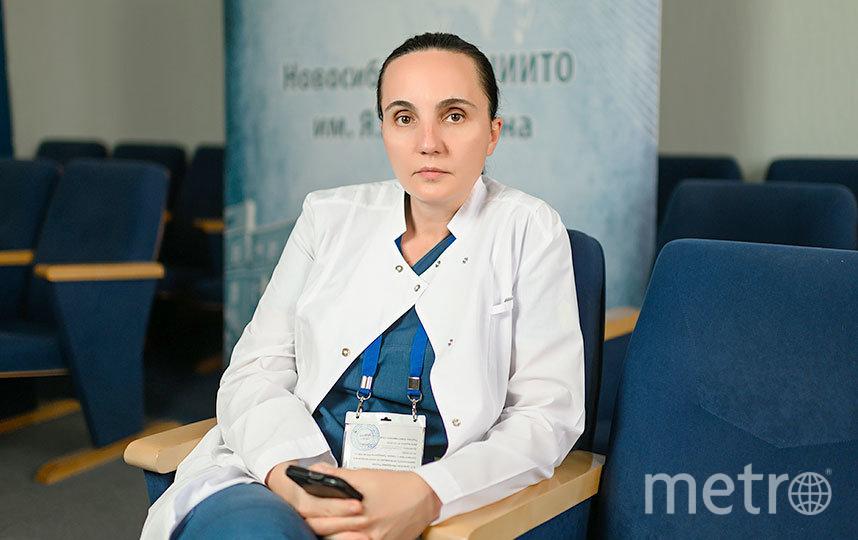 Елена Губина, главный врач НИИТО, хирург-ортопед. Фото Антон Уницын