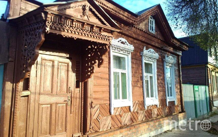 В Калуге в этом году волонтёры восстановили несколько домов. Фото vk.com/tsf_kaluga