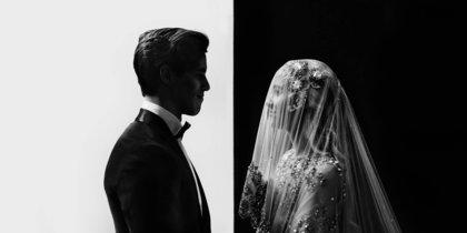 Выбраны лучшие свадебные снимки этого года