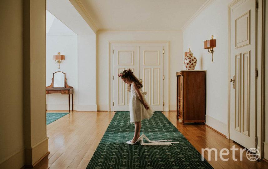 Будущая невеста. Фото Мидхат Мулабдик