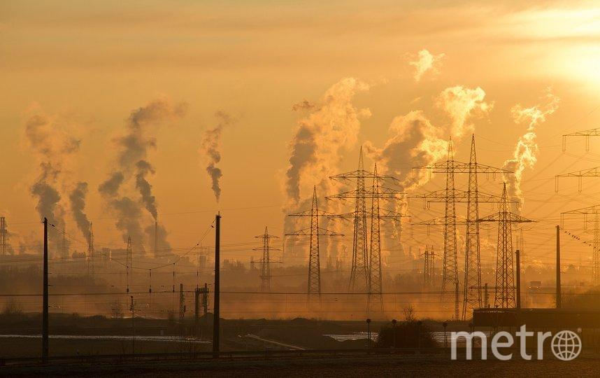Аналитики считают, что резкий рост числа выбросов ядовитых веществ мог быть связан с крупными авариями на производствах. Фото pixabay.com