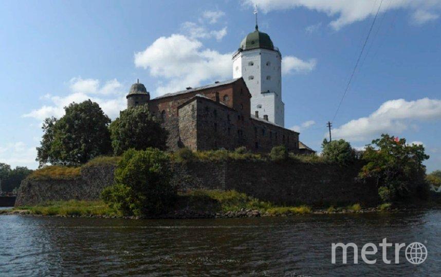 Выборгу вернут исторический облик. Фото lenobl.ru/ru.