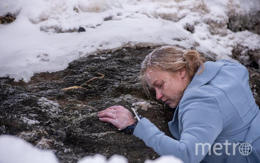 """Кадры из сериала """"Перевал Дятлова""""."""