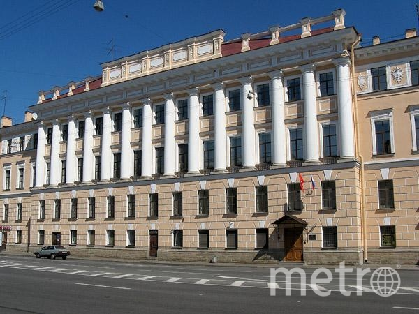 Казармы лейб-гвардии Измайловского полка. Фото citywalls.ru