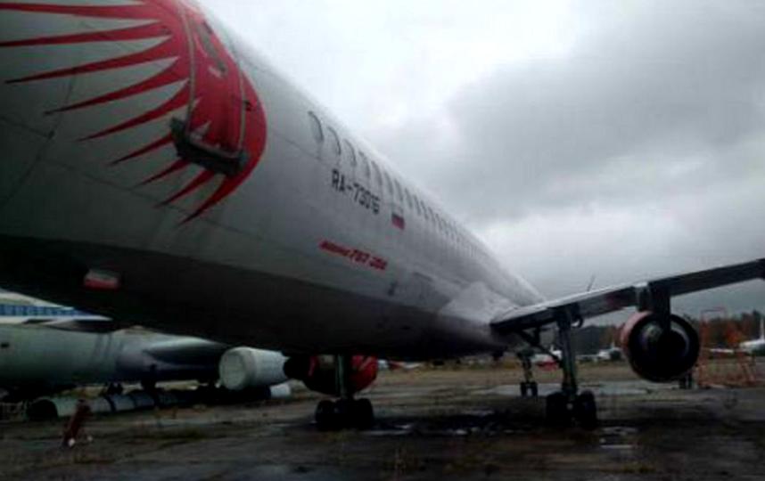"Пассажирский авиалайнер Boeing-757. Фото предоставлено пресс-службой ""Авито Авто""."