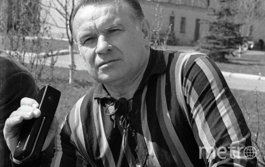 Константин Бесков. Фото Игорь Уткин, РИА Новости