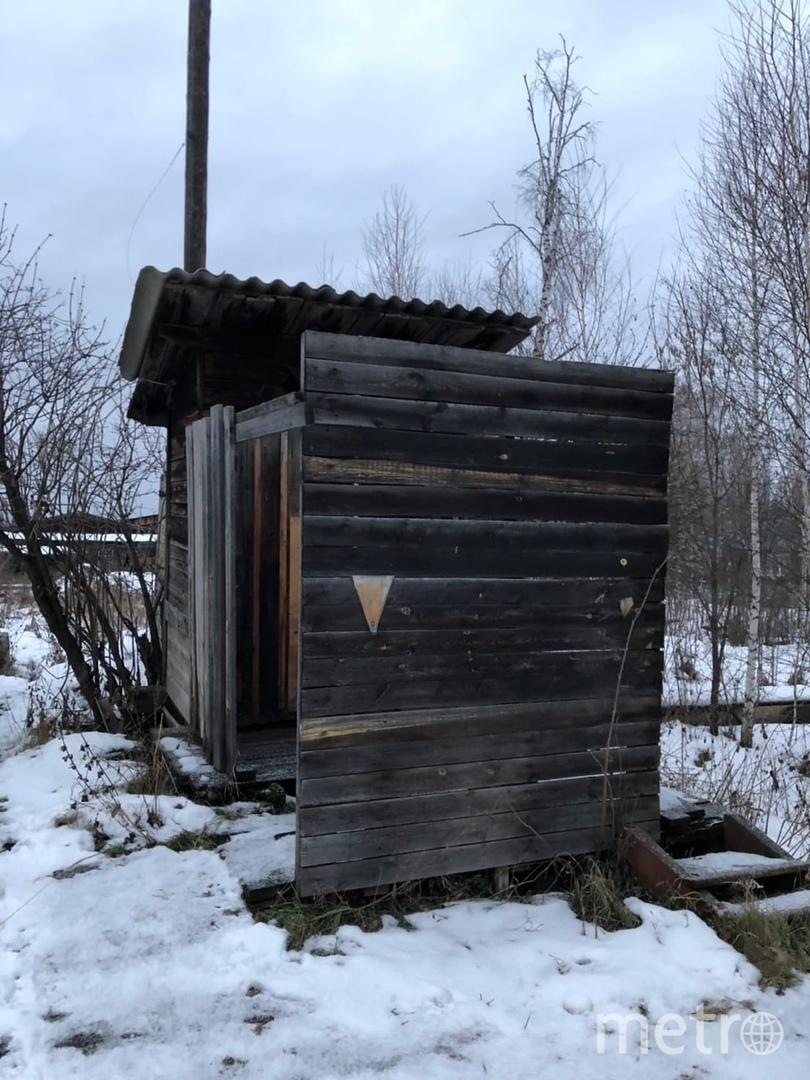 Тот самый туалет. Фото Дмитрий Турков