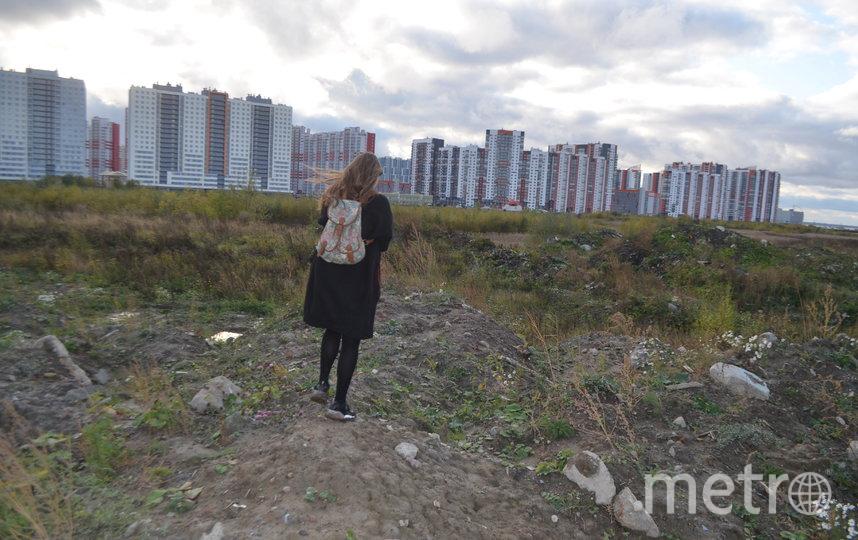 """26 тыс. квадратных метров занимает несанкционированная свалка, только по официальным данным. Если верить активистам, её площадь ещё больше. Фото """"Metro"""""""