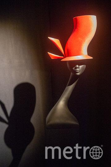 """Шляпы Филипа Трейси. Фото Святослав Акимов, """"Metro"""""""