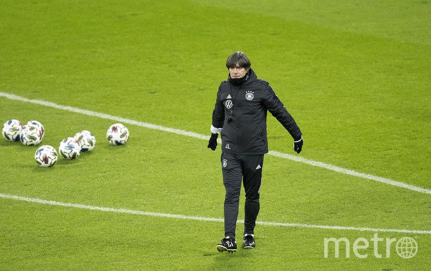 Контракт Йоахима Лёва с Немецким футбольным союзом действует до 2022 года. Фото Getty