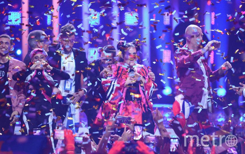 Евровидение, 2018. Фото Getty