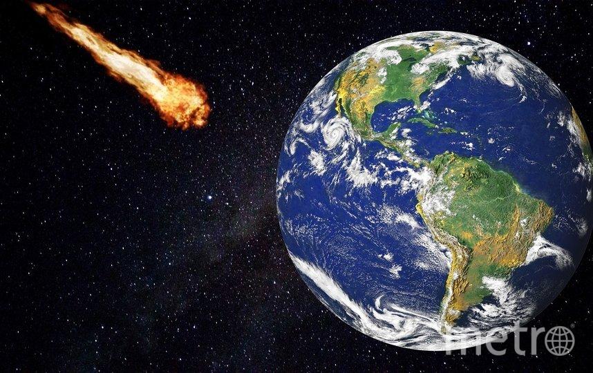 Метеорит оценили в 1,4 миллиона фунтов стерлингов. Фото pixabay.com