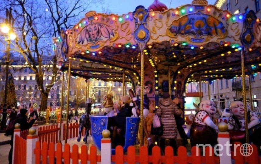 Мероприятия на Манежной площади начнутся 19 декабря и продолжатся до 10 января. Фото Metro.