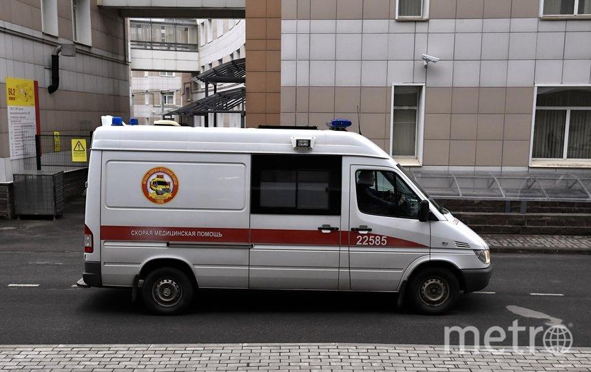 """2394 новых случая COVID-19 выявили за прошедшие сутки в Петербурге. Фото """"Metro"""""""
