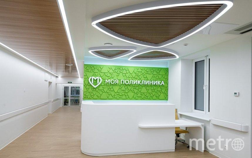 Новые столичные поликлиники будут комфортными и современными. Фото Максим Мишин, пресс-служба мэра и правительства Москвы