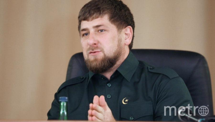 Рамзан Кадыров. Фото архив